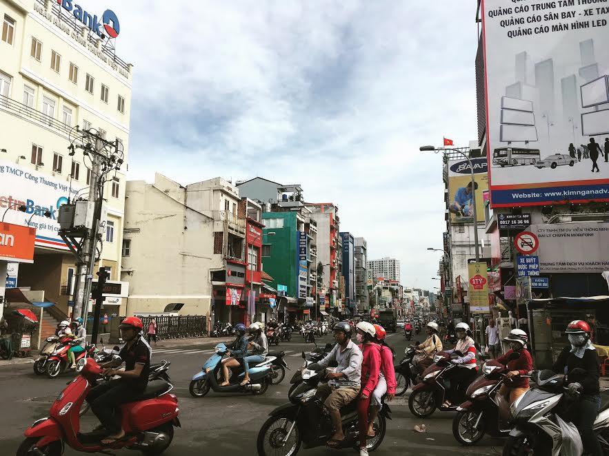 Life in Vietnam – life ofcontrast